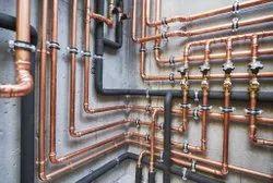 Gas Copper Pipeline Installation Service