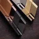 Silver Matt Stainless Steel Profile
