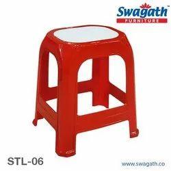 Plastic Stool STL 06