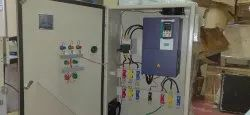 2 Phase To 3 Phase Converter Panel 100HP
