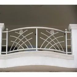 Stainless Steel SS Balcony Grill