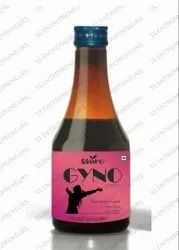 Ssure Gyno Herbal Syrup 200 Ml For Leucorrhea Menstrual Problems