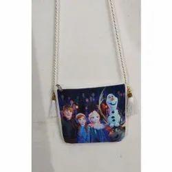 Frozen Printed Sublimation Kids Bag
