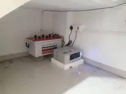 Microtek Sine Wave UPS and Power Bat Tubular Battery