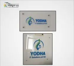 Acrylic Sign Board Printing Services