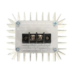 5000W Thyristor Voltage Regulator Adjust Light Speed Temperature