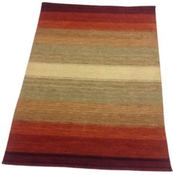 Multicolor FAF00239 Hand Loom Faf Carpet