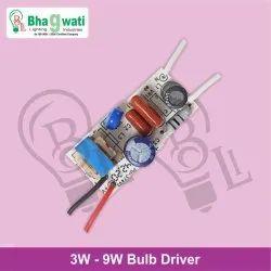 3W-9W LED Bulb Driver