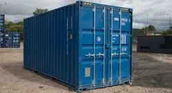 Container OCR System