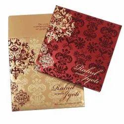 Paper Wedding Cards Printing Service, in Delhi