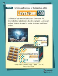 Levetiracetam Tablets IP