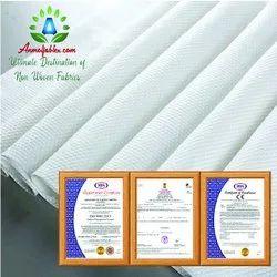 Plain Pattern Spunlace Non Woven Fabric Good Water Absorption Fro Fiber Facial Mask