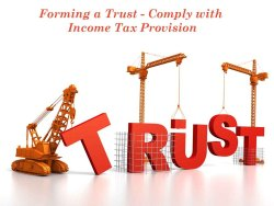 Trust Formation Service