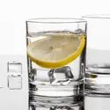 Transparent Water/ Juice Glass Set Of 6, 190 Ml Each (qy 70084), For Home