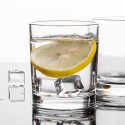 Water/ Juice Glass Set Of 6, 190 Ml Each (QY 70084)
