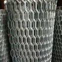 Hexagonal Expanded Aluminum Mesh