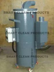 Pulveriser dust collector