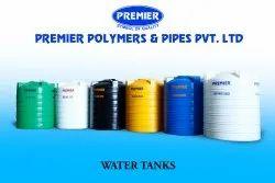 Double Layer Plastic Water Storage Tank