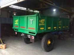 Tractor Trolley Rental Service