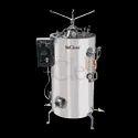 High Pressure Sterilizers Vertical