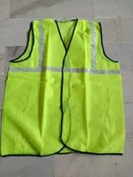 Reflective Safety Vest, For Traffic Control