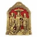 Metal Wall Hanging Ramdarbar Satue For Home Decoration & Corporate Gift