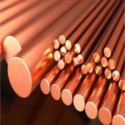 Beryllium Copper Round Bars & Rods