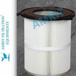 3 Lugs Industrial Filter Cartridge