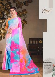 Designer Pure Silk Saree