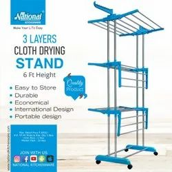 National Cloth Drying Stand