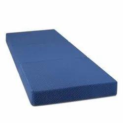 Hospital Plan Bed Blue Mattress