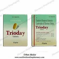 Trioday Tablet