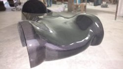 Carbon Fiber Car For Formula Bharat