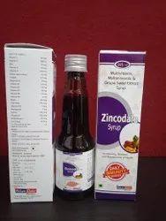 Zincodale Syrup