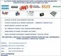 Atlas Copco Screw Compressor Cooler