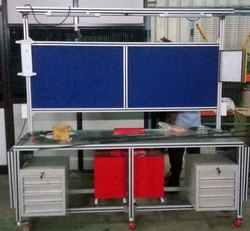 Aluminum Profile Inspection Table
