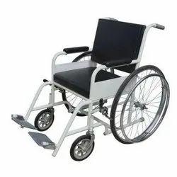 Non-Folding Wheelchair