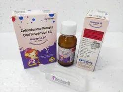 Cefpodoxime Oral Suspension Syrup
