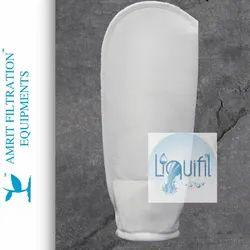 Liquifil 7 x 32 Snap Ring Polyester PP Filter Bag