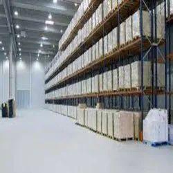PEB Cold Storage Building