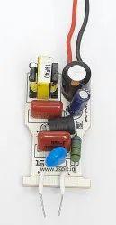 82V 5 WATT LED Bulb Driver IC HPF Driver 4KV 440V Surge Protection