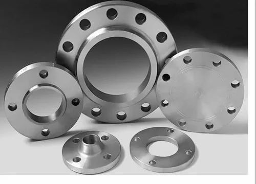 Yuvraj ASTM A182 Stainless Steel Flanges, For Industrial, Size: 5-10 inch,  Rs 100 /piece | ID: 23565229355