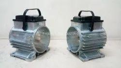 1 HP Aluminium Die Cast Motor Body, For Pump Parts