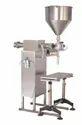 Semi Automatic Ayurvedic Syrup Filling Machine
