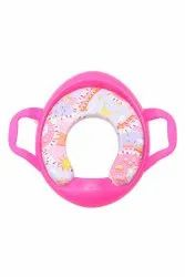 Pink Colored Baby Potty Seat