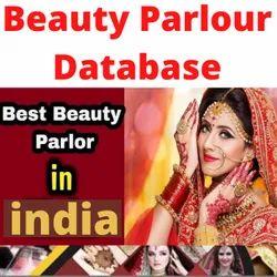 MSME  Beauty Parlour Database
