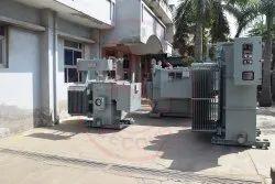 Transformer With Built HT Automatic Servo Stabilizer