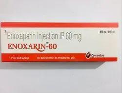 Enoxarin-60 Enoxaparin Injection 60 mg/0.6 ml