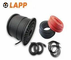 Voltage: 1500v Dc Solar Cable 4 Sq Mm, Temperature Range: - 40 To + 120
