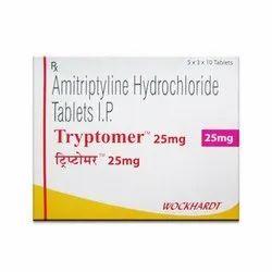 Tryptomer 25 MG Tablets ( Amitriptyline)
